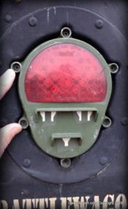HMMWV Upgrades: How to Install HMMWV LED Taillights - remove face
