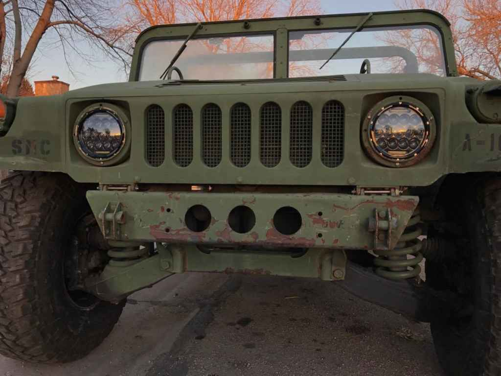 Hmmwv Upgrades Easy Diy Modifications For Humvees And Military The Tailgate Strip Also Gives You Option Of Hard Wiring Vehicles