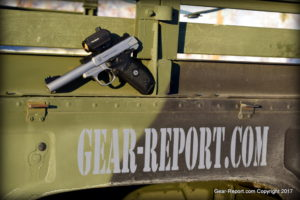 SW22 Victory 22lr Pistol by Smith & Wesson Review - on HMMWV