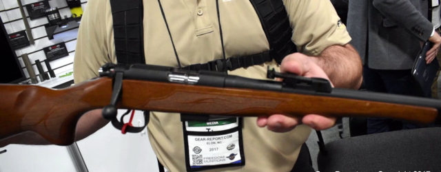 Legacy Sports International SHOT Show 2017 Legacy Sports International, Inc. is a leading U.S. importer of firearms and shooting accessories, Lithgow Arms, ESCORT, and Webley & Scott brands. SHOT Show […]