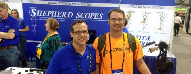 Shepherd Scopes – SHOT Show 2017- Gear-Report.com Jeff previews the Shepherd Scopes DRS (Duel Reticle Sight) and Phantom AR tactical scope at SHOT Show 2017. SHOT Show The Shooting, Hunting, […]