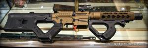 JP Enterprises GMR-15 9mm AR15 silenced SBR