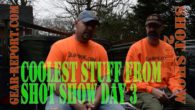 Day 3 – Cool Stuff at SHOT Show 2017 – Thursday Each day at SHOT Show the Gear Report team searches the show for the coolest, newest, most innovative gear […]