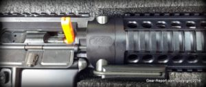 Windham Weaponry RMCS-4 Multi Caliber AR15 System Review - barrel connection