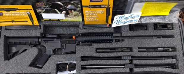 Windham Weaponry RMCS-4 Multi Caliber AR15 System Review The Windham Weaponry RMCS-4 Multi Caliber Systemis a pretty slick exercise in engineering. It is a tool less caliber conversion system for […]