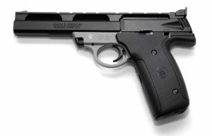 SW 22A pistol