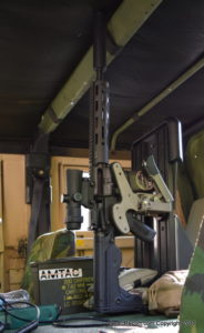 HMMWV Upgrade - Blac-Rac rifle mount