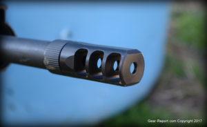 Faxon Firearms Gunner Muzzle Brake review