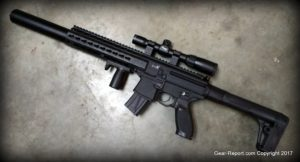 SIG Sauer MCX air rifle review - with scope