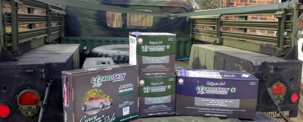 LizardSkin Sound Control and Ceramic Insulation for the Project Humvee Battlewagon Woo Hoo! Time to quite the HMMWV. *Feb 2018 Update: the LizardSkin coatings were applied in early 2017. Check […]