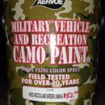 HMMWV paint. M35 paint. Military paint