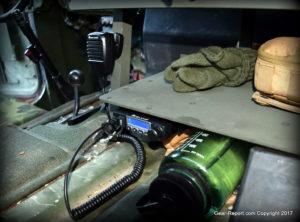 HMMWV radio M35a2 radio jeep radio Midland radio