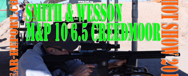 Smith & Wesson M&P 10 6.5 Creedmoor – SHOT Show 2017 In the video below Josejuan gives a preview of the S&W M&P 10 in 6.5 Creedmoor. We will get […]
