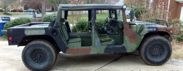 Humvee DIY Upgrade – How to Convert 2-Man HMMWV to 4-man HMMWV What we will cover Why Convert 2-Man HMMWV to 4-man HMMWV? What parts areconvert a HMMWV from 2 […]