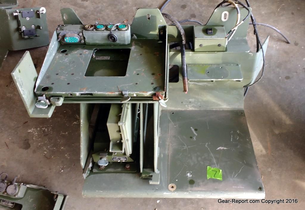 HMMWV radio shelves - 3 kinds - Gear Report