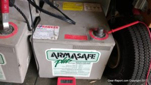 HMMWV batteries - military 6TAGM