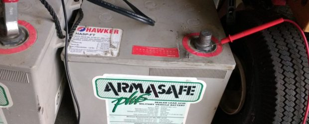 Humvee Upgrade: Best HMMWV Batteries Power hungry modifications Most surplus HMMWVs will receive all or some of these modifications for civilian use: 24v to 120v power inverter for plug-in items like […]