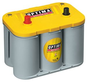HMMWV batteries - Optima Yellow Top