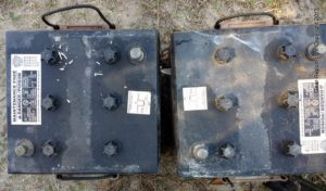 Best HMMWV Batteries - Original_HMMWV_batteries_in_battlewagon