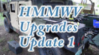 DIY HMMWV Upgrades Video #1 – Project Humvee Battlewagon Here is a quick walk around video showing the current state of DIY upgrades on the Project Humvee Battlewagon as of April […]