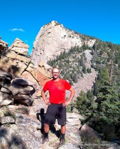 Best budget backpacking gear for Philmont - MyTrailCo shirt