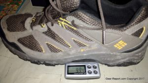 best philmont backpacking gear - Columbia trail shoes