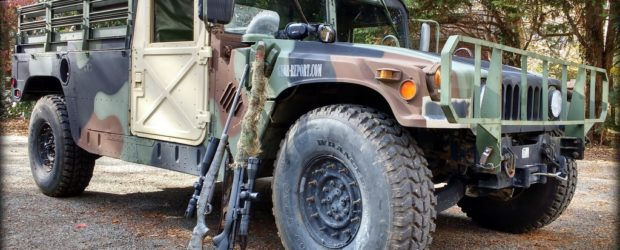 "Project Humvee Battlewagon: Surplus HMMWV from the US Army Wait a sec… you bought what? Hear me out. I have a valid reason. Real HMMWVs are ""COOL!"" The significant level of […]"