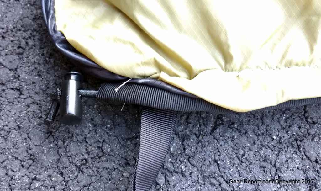 diy rookie takes on ripstop by the roll hammock and uq kits   uq adjuster diy rookie takes on ripstop by the roll hammock and uq kits  rh   gear report