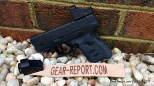 Springfield XDS 45 review - J Point optic 3.3""