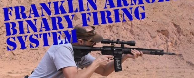 Franklin Armory – Binary Firing System III – First Shots Video  Here are our very first shots with the new Franklin Armory Binary Firing System III trigger installed in an […]