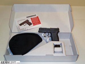 Diamondback DB-380 pistol review - new in box
