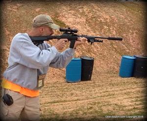 Gemtech GM-45 silencer review - Marlin Camp 45 carbine