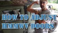 Humvee DIY – How To Adjust HMMWV Doors So, your HMMWV hard doors don't close right, huh? After installing surplus x-doors and x-door strikers on the Project Humvee Battlewagon I […]