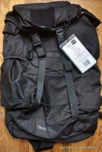 Snugpak Sleeka Force 35 Backpack Review - with tag