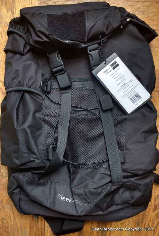 Snugpak Sleeka Force 35 Backpack Review - with tag A little too excited 3e28ea4b90721