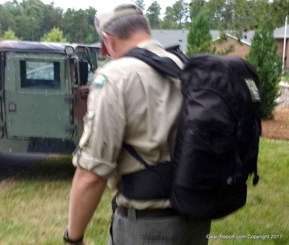 Snugpak Sleeka Force 35 Backpack Review - Randy hiking 99a5c22e882fb