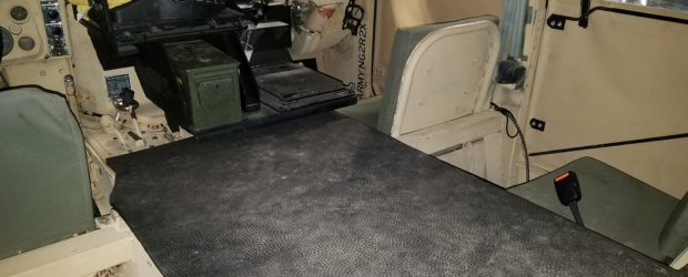 Humvee DIY – How to Make a HMMWV Interior Tunnel Cover? Wait…. There is a tunnel in a Humvee? Most passenger cars and trucks have a small hump in the […]