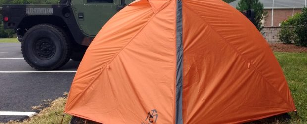 & My Trail Company UL3 Ultralight Backpacking Tent Review Video