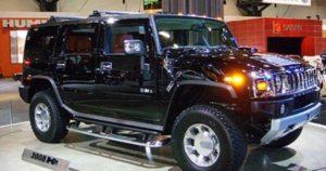 Mall Ninja H2 Hummer
