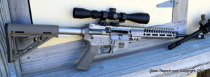 "WMD Guns - Range Test - LIGHTWEIGHT BEAST 5.56 AR-15 FORGED RIFLE 16"" Range Test Video Review - Leupold scope"