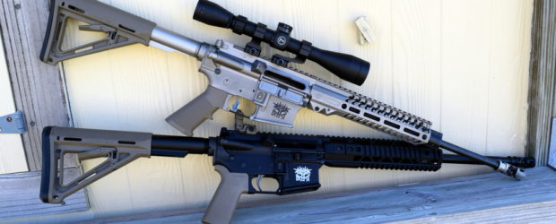 "WMD Guns – Range Test – LIGHTWEIGHT BEAST 5.56 AR-15 FORGED RIFLE 16"" Range Test Video Review Much to Mrs. Gear Report's dismay, I gave up a half-day of my […]"