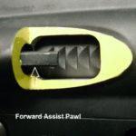 AR15 FAQ Is Forward Assist needed on an AR-15 - AR15 forward assist cut-away