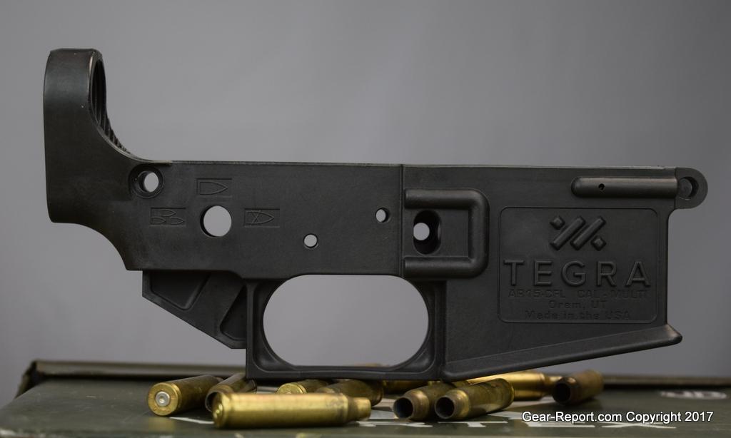 Tegra Arms AR15 Lower Receiver Review -