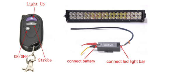 Hummer COP Lights install and DEMO DYI, LED Light Bar Remote Flash Strobe Controller with7 Modes 12-24V This install video is specifically for HMMWVs, but a similar install will work […]