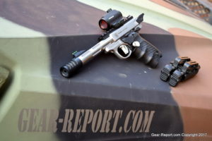 Tandemkross hiveGrip for SW22 review - on HMMWV