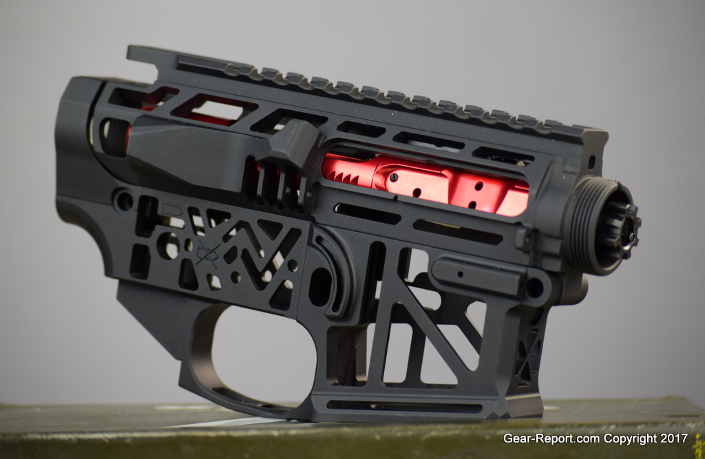 Weaponsmart Holy Roller Receivers And Lightweight Bcg Review Carbon Fiber Lightweight Ar15 Build Gear Report