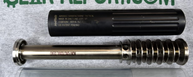 AMTAC CQBm Suppressor Review – AMTAC Silencer Review The shorty in the AMTAC product lineup of over-barrel silencers, the CQBm fits where longer over the barrel cans won't. Quick overview […]