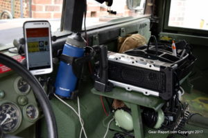 FUGOO Tough XL Portable Waterproof Bluetooth Speaker Review - in HMMWV
