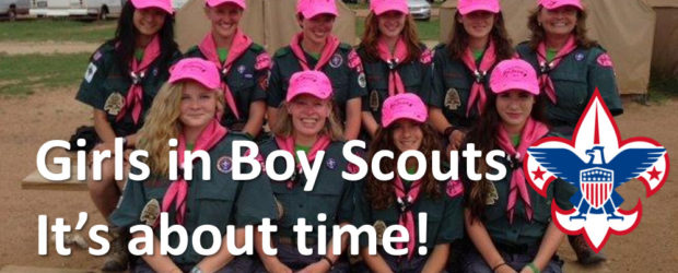 Why I'm THRILLED Boy Scouts of America Will Let Girls Join Cub Scouts and Boy Scouts *After reading some of the comments it is abundantly clear that most of the […]