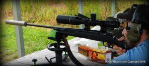 AMTAC suppressor 762CQBm review - TC Compass with normal silencer